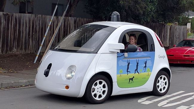 California says Automakers should not be liable for Autonomous Vehicle Accidents